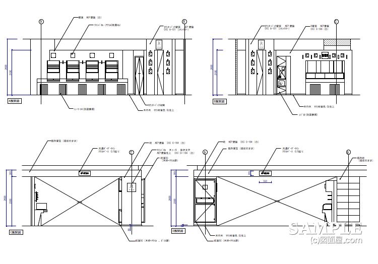アクセサーリー001の展開図1