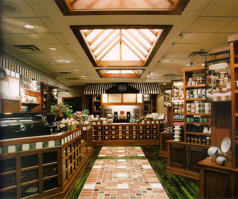 コーヒー専門店イメージ写真
